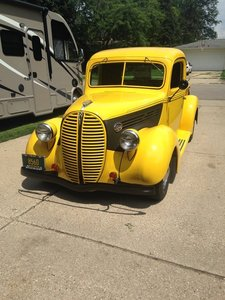 1939 Ford Ford 1/2 Ton
