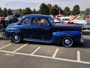 1948 Ford Coupe Deluxe
