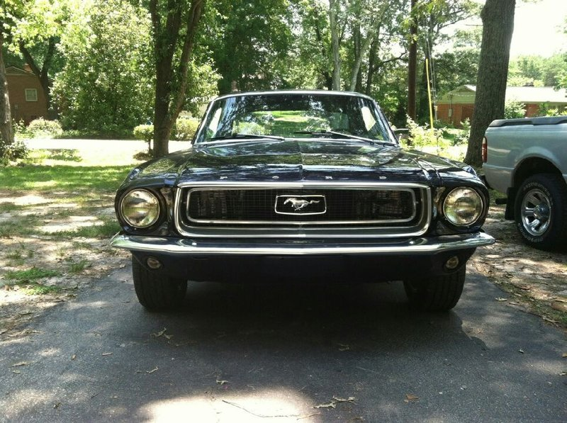 Auto For Sale Greenville Sc: 1968 Ford Mustang For Sale In Greenville , South Carolina