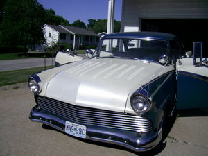 1956 Ford town victoria