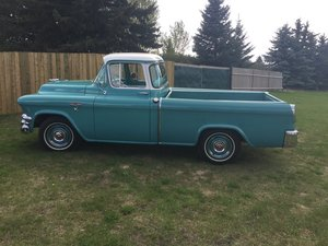 1955 GMC Suburban Carrier Pick Up