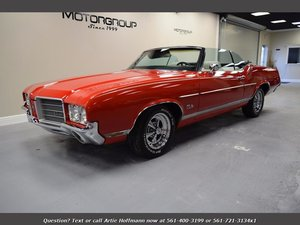 1971 Oldsmobile Cutlas Convertible