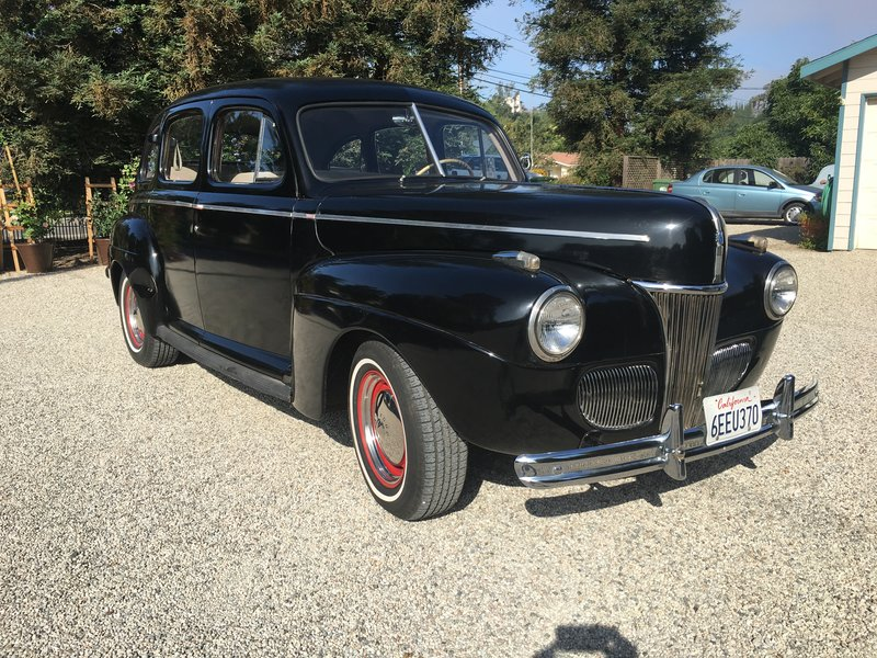 1941 Ford 4 Door Sedan (Suicide Doors) For Sale in Moorpark ...