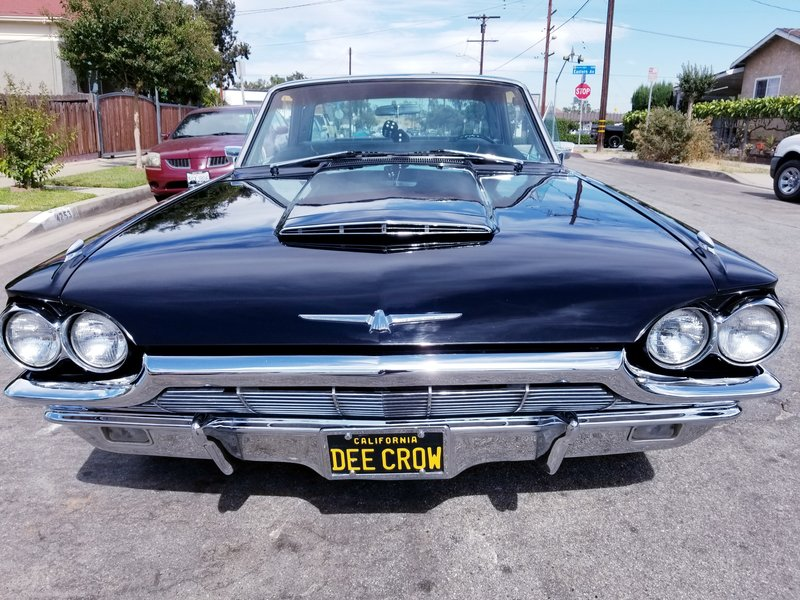 1965 Ford Thunderbird For Sale in Los angeles, California | Old Car ...
