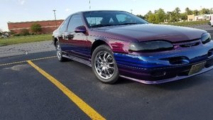 1995 Ford Thunderbird