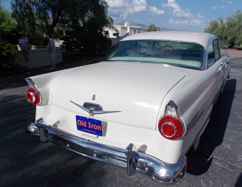 1956 Ford Fairlane Victoria For Sale in Tucson, Arizona | Old Car Online