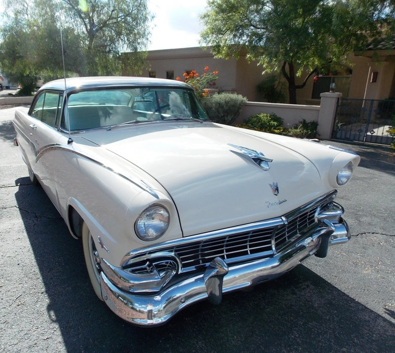 1956 Ford Fairlane Victoria For Sale In Tucson, Arizona
