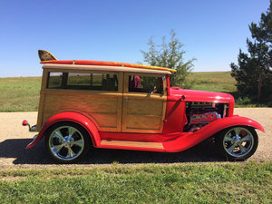 1932 Ford Woody Wagon