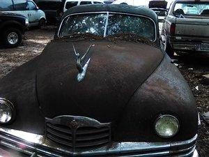 1947 Packard Packed