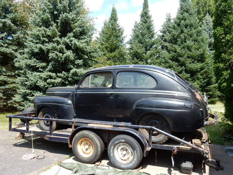1941 Ford Standard Deluxe For Sale in Stillwater ...