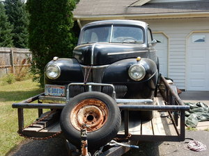 1941 Ford Standard Deluxe