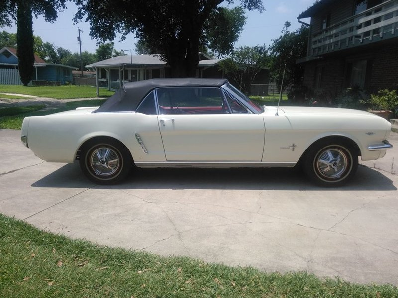 1964 Ford Mustang For Sale in San Antonio, Texas | Old Car ...