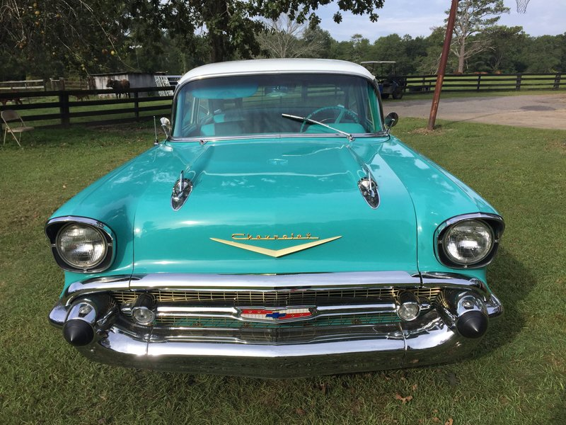 1957 chevrolet belair for sale in grady alabama old car online. Black Bedroom Furniture Sets. Home Design Ideas