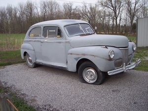 1941 Ford Delux