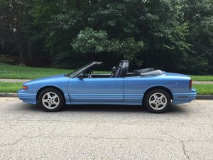 1994 Oldsmobile Cutlass Supreme Convertible