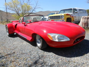 1968 Jaguar XKE