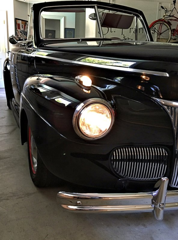 1941 Ford Ford Convertible Coupe