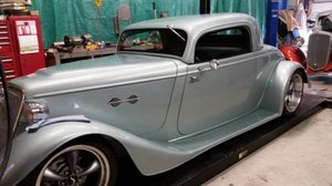 1933 Ford Factory Five Street Rod