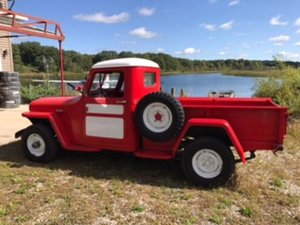 1948 Jeep-Willys Truck
