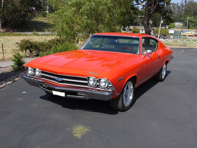 1969 Chevrolet chevelle For Sale in Marina, California | Old Car ...