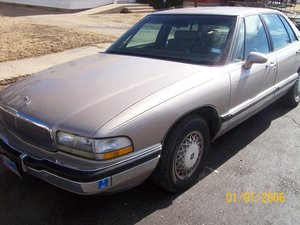 1993 Buick Park Ave