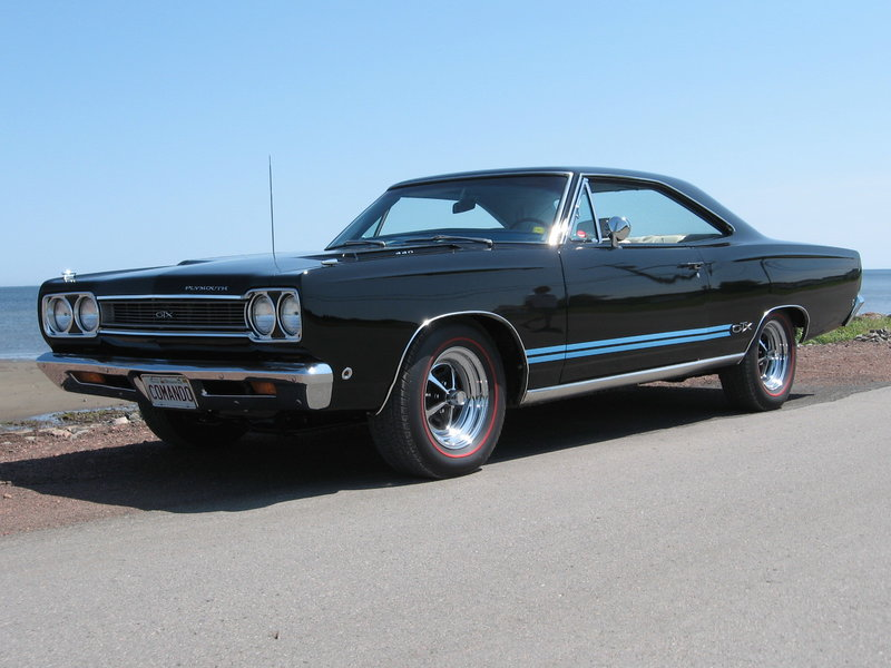 1968 Plymouth GTX For Sale in Dieppe, New Brunswick | Old Car Online