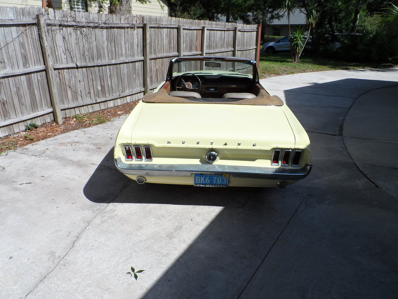 1967 Ford Mustang For Sale in Neptune beach, Florida | Old Car Online