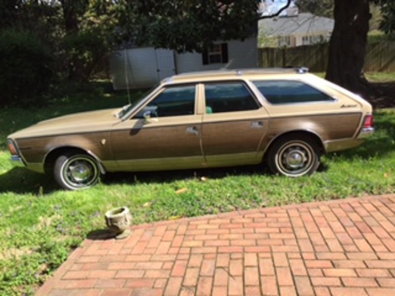 Louisville Car Dealers >> 1972 AMC Hornet Gucci package For Sale in Richmond, Virginia | Old Car Online