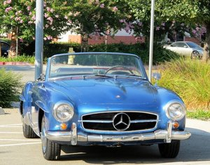 1957 Mercedes Benz 190SL