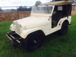 1963 Willys  Jeep M38 A1
