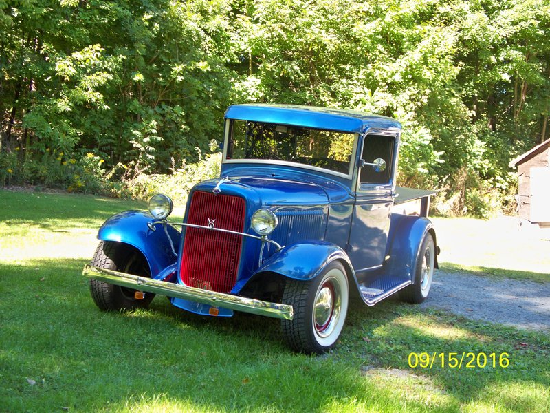 1933 Ford 1 2 Ton For Sale In Montdale Pennsylvania Old