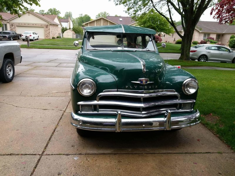 1950 Plymouth Special Deluxe For Sale in Sterling heights ...