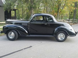 1939 Plymouth 5 Window Coupe