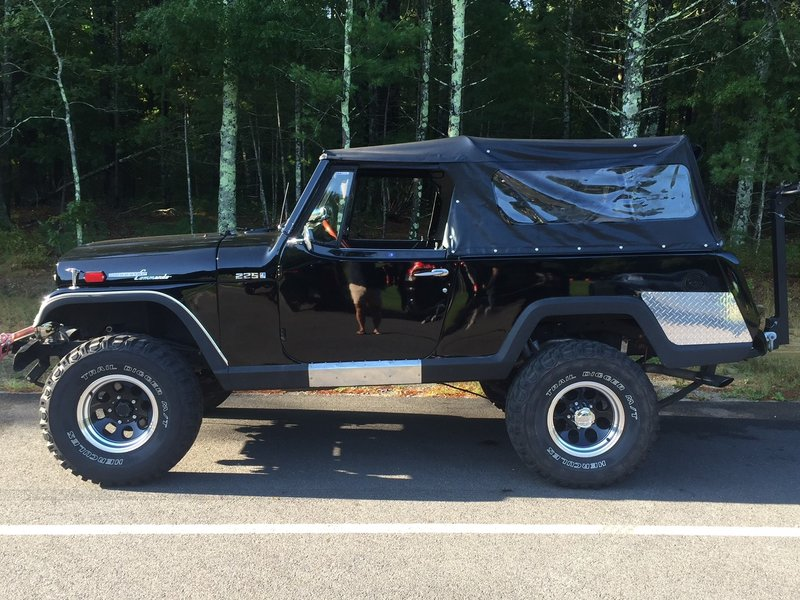 1970 Jeep Kaiser Jeepster Commando For Sale In Duxbury