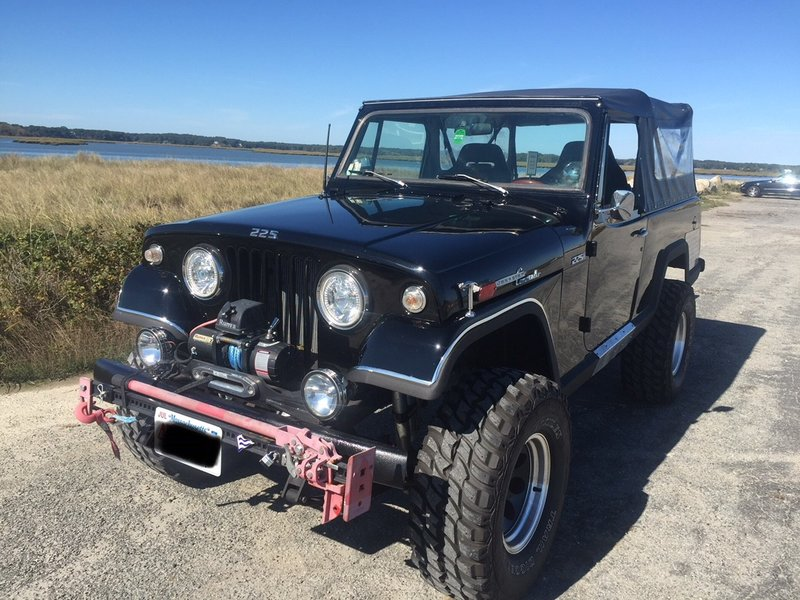 1970 jeep kaiser jeepster commando for sale in duxbury. Cars Review. Best American Auto & Cars Review