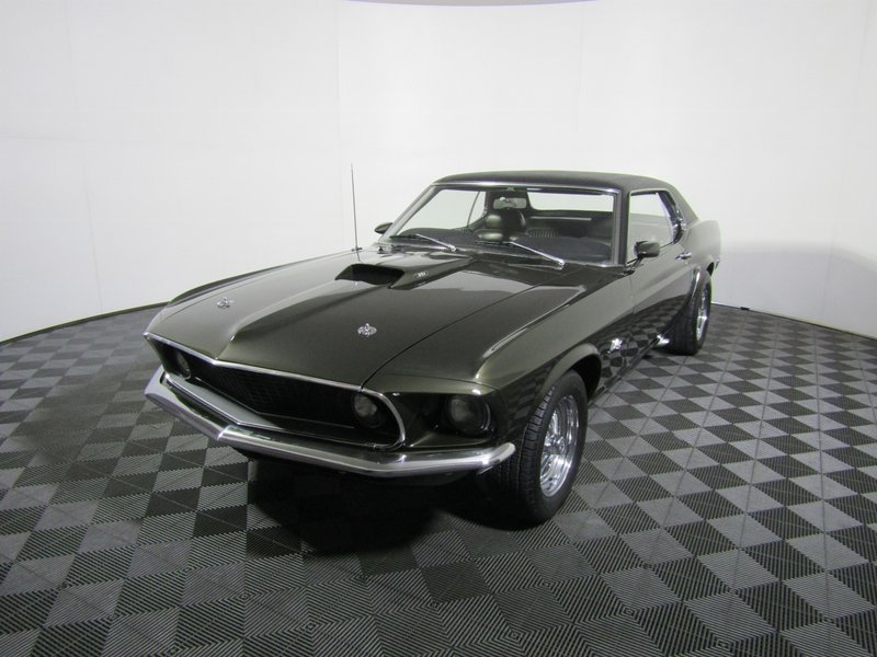 1969 Ford Mustang Sports Coupe
