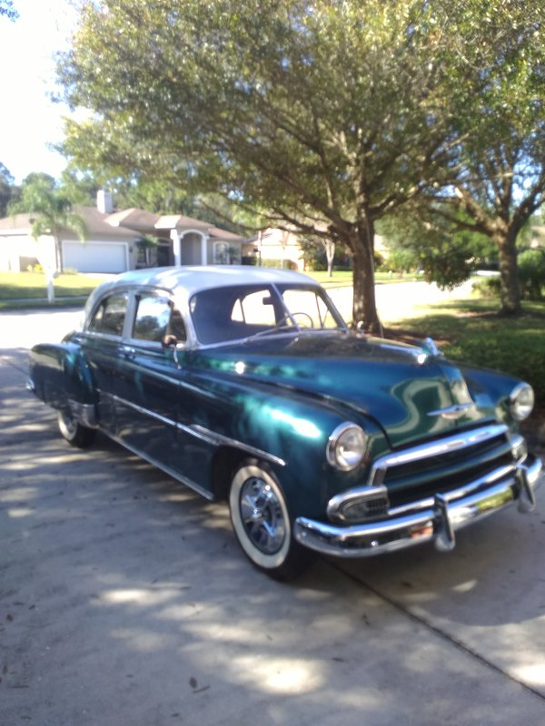 1951 Chevrolet Chevy Deluxe For Sale in Bradenton, Florida | Old Car ...