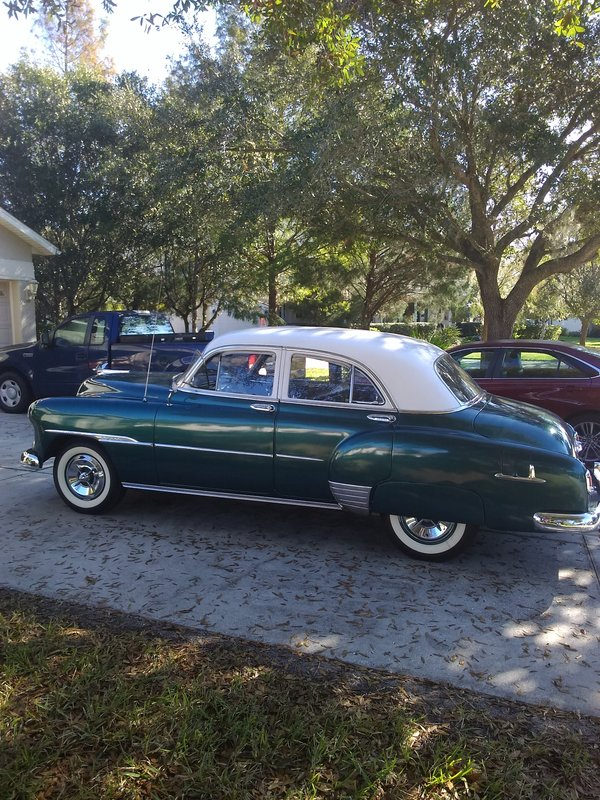 1951 chevrolet chevy deluxe for sale in bradenton florida for 1951 chevy deluxe 4 door for sale