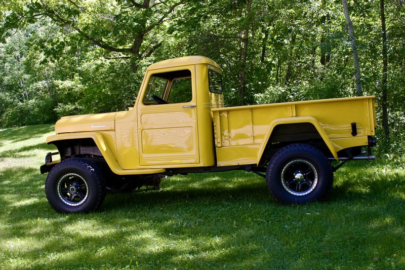 1959 Jeep-Willys Pickup
