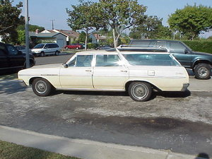 1965 Buick Sports Wagon