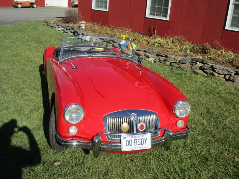 1962 MG MGA For Sale in Sharon, Connecticut | Old Car Online