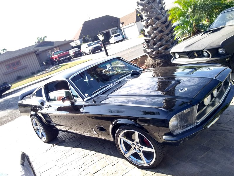 1967 Ford Mustang G.T.