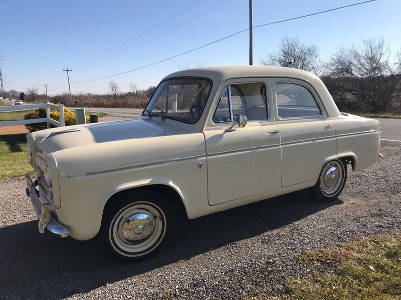 1959 Ford Prefect Usa Version For Sale In Fort Wayne Indiana Old Car Online