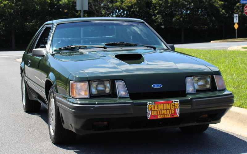 1985 Ford Mustang