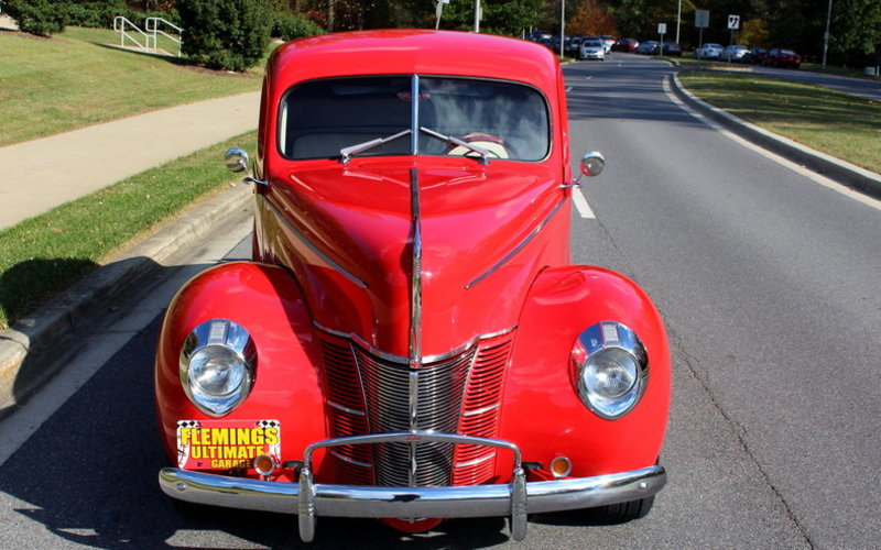 1940 Ford All Steel Street Rod