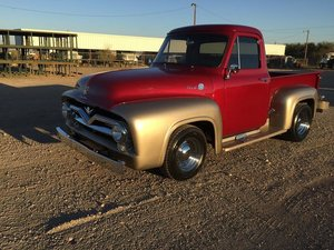 1954 Ford F100 Stepside Pickup
