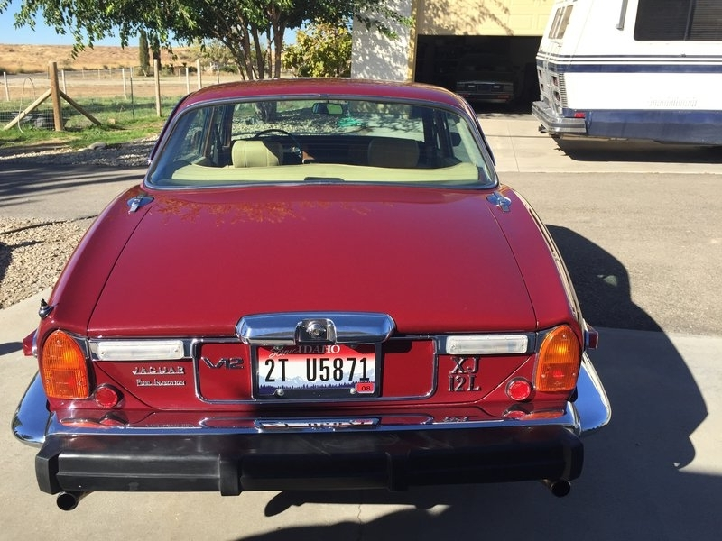 1976 Jaguar Xj12l For Sale In Nampa Idaho Old Car Online