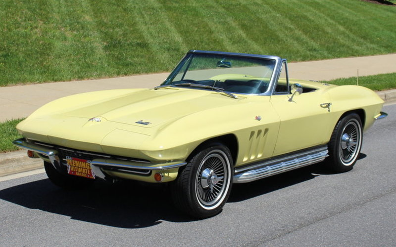1966 chevrolet corvette for sale in rockville maryland. Black Bedroom Furniture Sets. Home Design Ideas