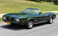 "1973 Ford Mustang ""cobra Jet"" Convertible"