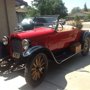 1925 Dodge roadester 2 door